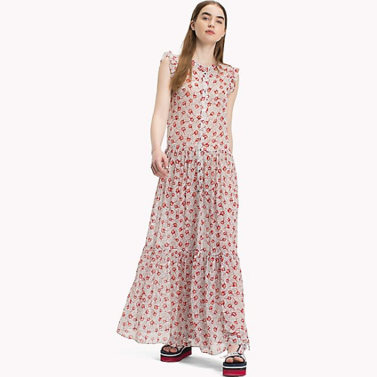 892e1d9976b Floral Maxi Dress | Tommy Hilfiger