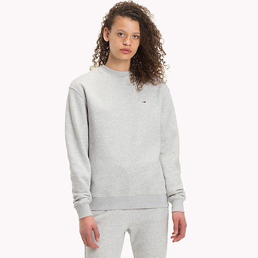 Tommy Hilfiger Mens Sweatshirt Relaxed Fit Classics Collection