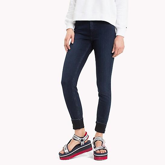 1232b1f40 High Rise Skinny Fit Jean | Tommy Hilfiger