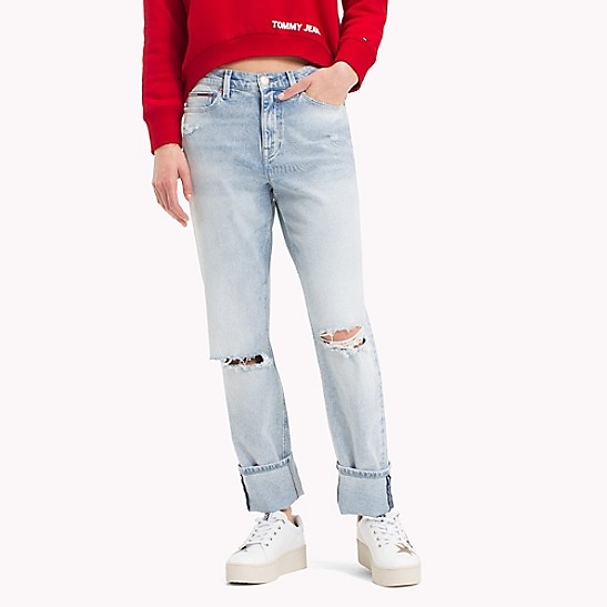 1991 High Rise Straight Fit Jean