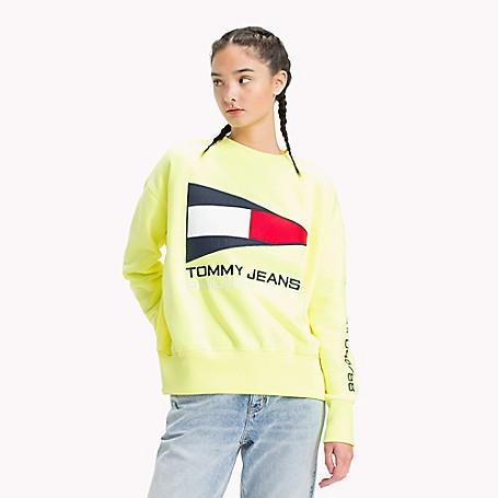 2d87dfb8 Capsule Collection Neon Sailing Sweatshirt | Tommy Hilfiger