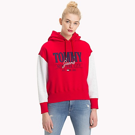 4e63dfeee1 Embroidered Logo Hoodie