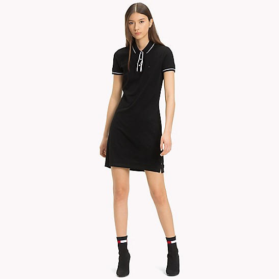 Savings on Tommy Hilfiger Women's Adaptive Polo Dress with