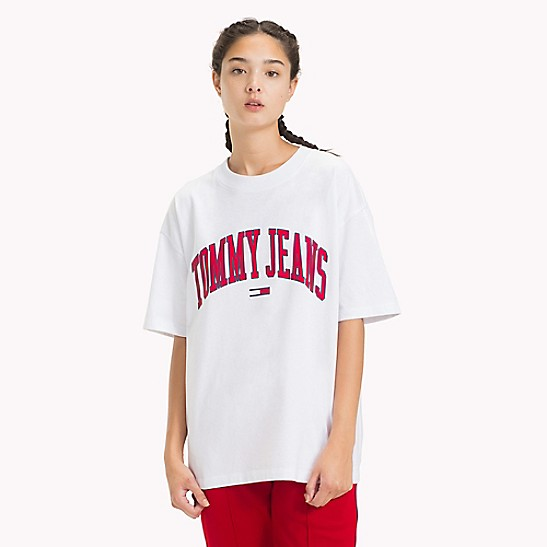 9b07df4e0 Collegiate Logo T-Shirt | Tommy Hilfiger