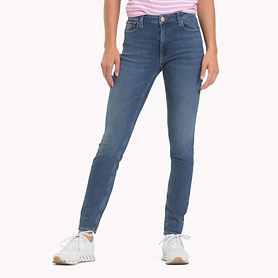High Rise Skinny Fit Jean