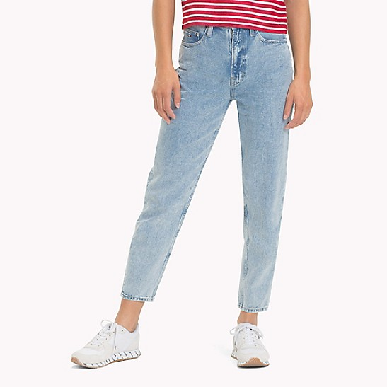 0ebaac29 Acid Washed Mom Jean | Tommy Hilfiger