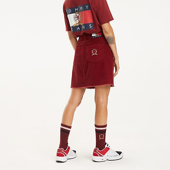 a90893d4ebe Crest Capsule Corduroy Skirt