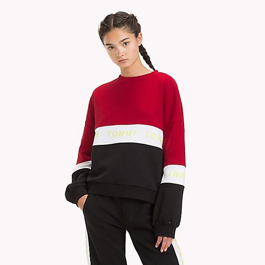 4009059b8e NEW TO SALE Colorblock Sweatshirt