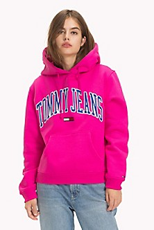 21caa52bdfa Women's Hoodies & Sweatshirts | Tommy Hilfiger USA