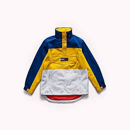 d213a6166 Tommy Jeans Outdoors Colorblock Popover   Tommy Hilfiger