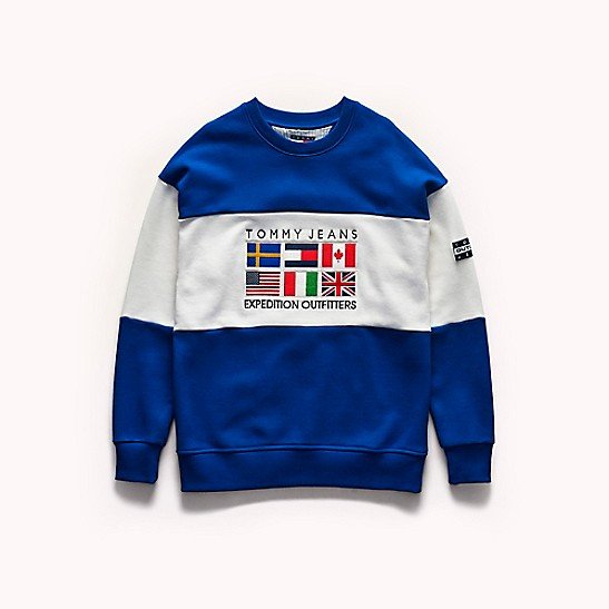 Tommy Jeans Outdoors Sweatshirt Tommy Hilfiger