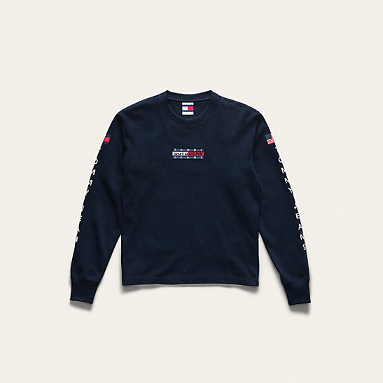7f34025b Tommy Jeans Outdoors Long-Sleeve T-Shirt | Tommy Hilfiger