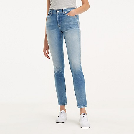 e47cce0c Ultra High Rise Skinny Fit Jean | Tommy Hilfiger