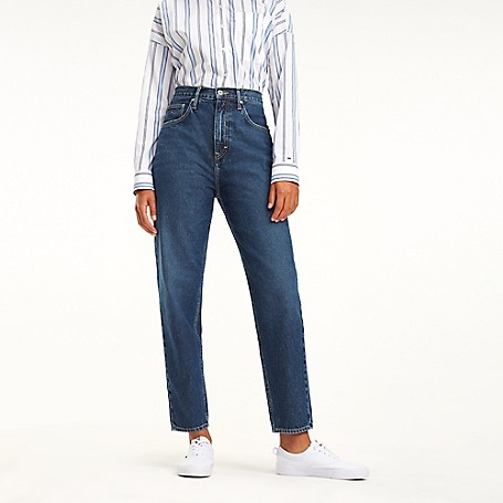 1bb8b4f8a Capsule Collection Mom Fit Jean   Tommy Hilfiger
