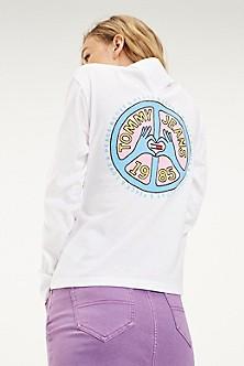 a0677f1e14668 Women's Hoodies & Sweatshirts | Tommy Hilfiger USA