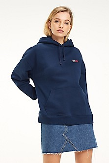 ada1a336e29e9 Women's Hoodies & Sweatshirts | Tommy Hilfiger USA