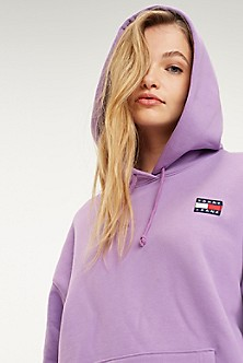 0905f0909b1 Women's Hoodies & Sweatshirts | Tommy Hilfiger USA