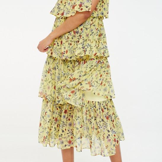 55b21915b Floral Festival Layer Dress   Tommy Hilfiger