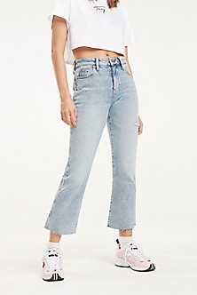 b21c420f9 High Rise Flare Fit Jean. Quick View for High Rise Flare Fit Jean. TOMMY  JEANS