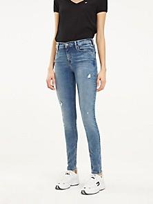 Only SEÑORA LEGGINS Skinny fit pantalones señora pantalones negro