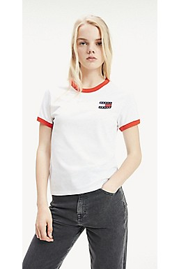 Women's T Shirts & Polos | Tommy Hilfiger USA