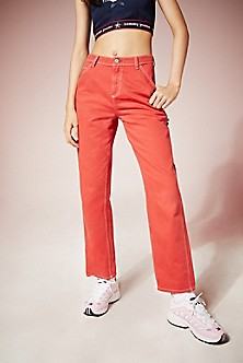 58b8c0d4 Women's Pants | Tommy Hilfiger USA