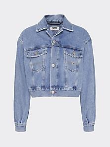 Tommy Jeans Damen Tjw Recycled Popover Jacke