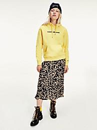 타미 힐피거 미디 스커트 Tommy Hilfiger Printed Midi Skirt,FLORAL PRINT
