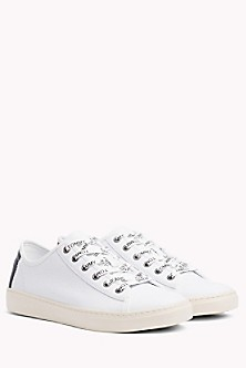 Womens Casual Mid Cut Hi-Top Trainers Tommy Jeans aeaAU8aq