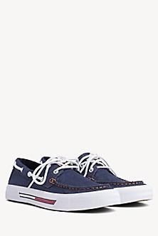 Tommy Jeans Boat Shoe Sneaker