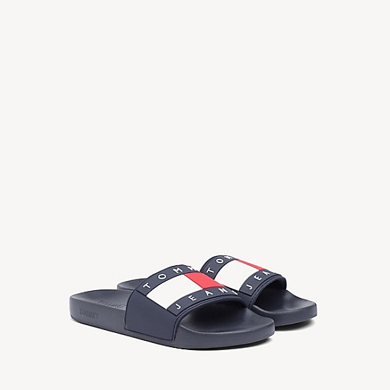 1d07b53c Tommy Jeans Flag Pool Slide | Tommy Hilfiger