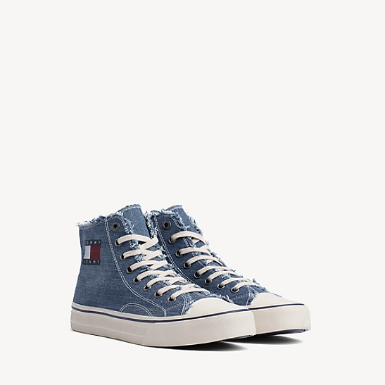 best service b5fa7 5f7d9 Tommy Jeans High-Top Sneaker