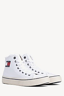 6a32f9fb099a Tommy Jeans High-Top Sneaker
