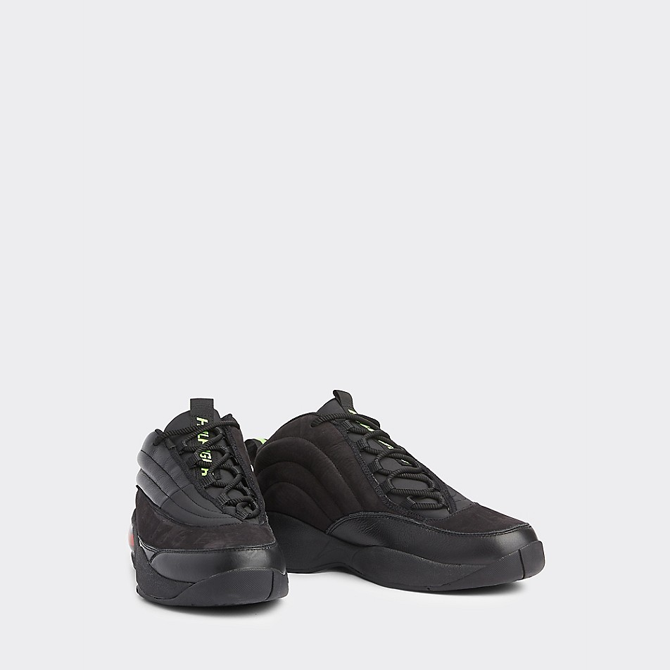 NEW Heritage Leather Sneaker