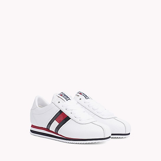 efb42c649 SALE Retro Stripe Sneaker