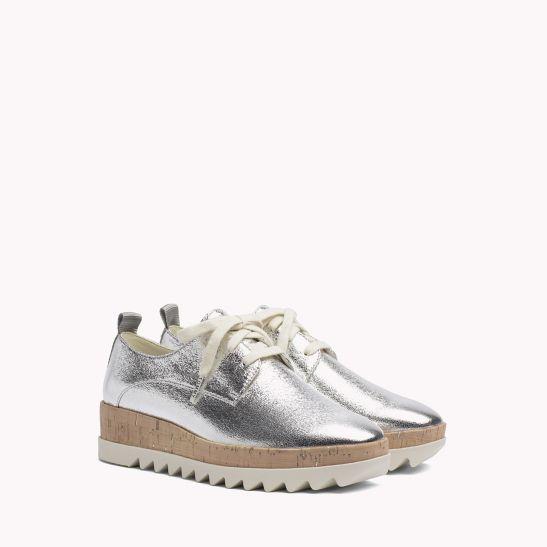 Chaussures Tommy Hilfiger - Marron Plateforme Plate cidajB