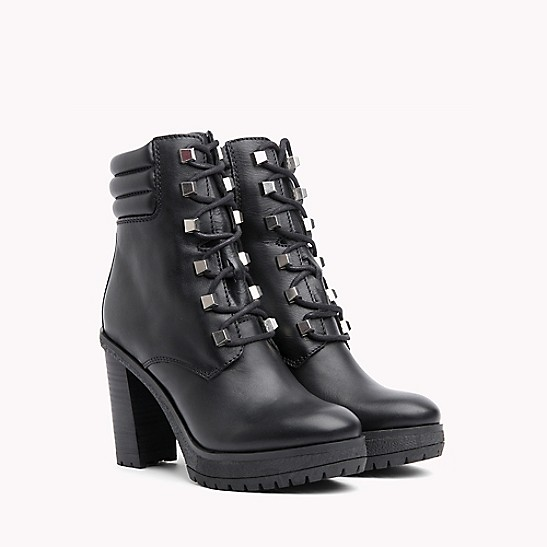 dd3d1d33789 Heeled Hiking Boot | Tommy Hilfiger