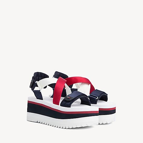 6ad27af3d Tommy Jeans Neoprene Platform Sandal