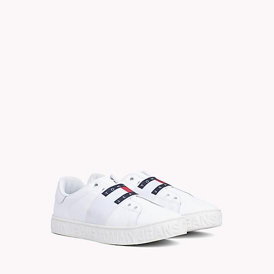 781647a3d Tommy Jeans Slip-On Flag Sneaker