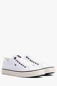 eafbe54283fd Tommy Jeans Low Top Sneaker