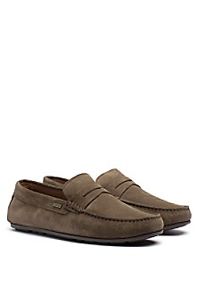 a494ad1dbaa Penny Loafer Driving Moc