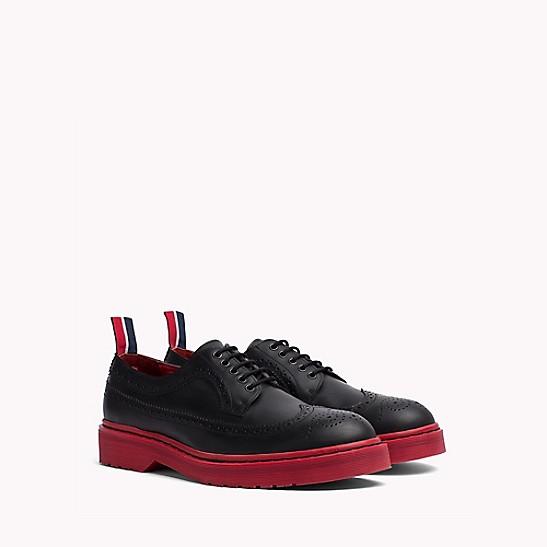 Modern Brogue Shoes - Sales Up to -50% Tommy Hilfiger FEVHgp