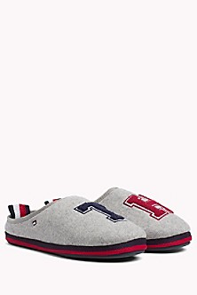 307751a6d98ac2 tommy hilfiger badge mens midnight home slippers wholesale price ...