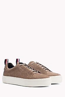 Check Canvas Cupsole Trainers - Sales Up to -50% Tommy Hilfiger BNhMIw0