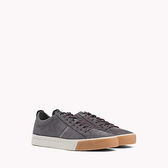 37f413601 SALE Nubuck Leather Sneaker