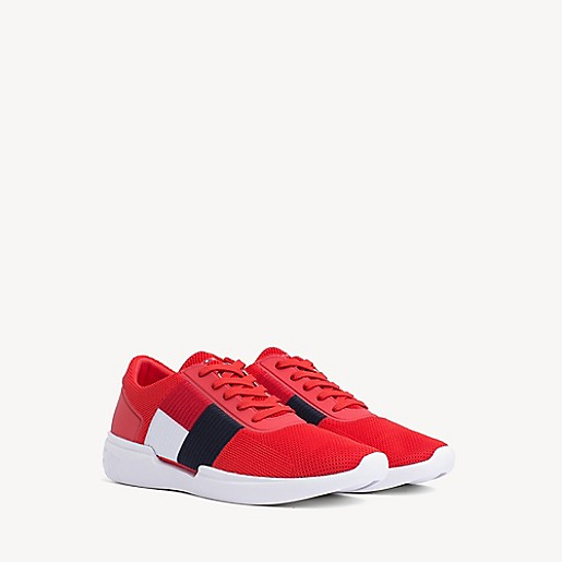 Lightweight Flag Knit Sneaker