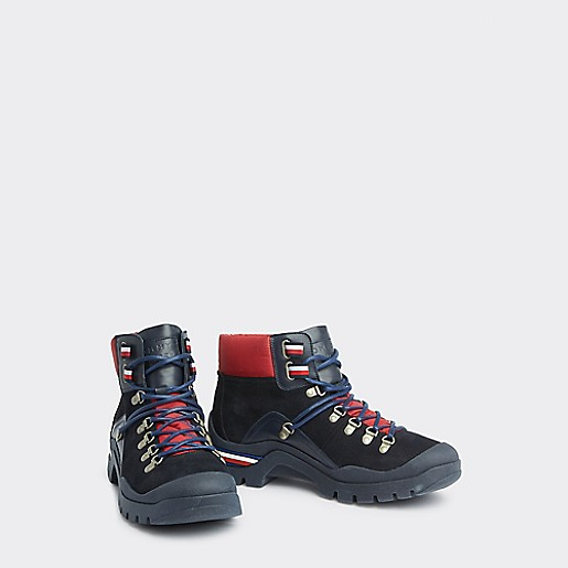Colorblock Outdoor Boot   Tommy Hilfiger