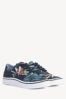 cd4fa1a8d Hawaiian Print Sneaker