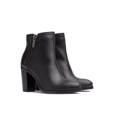 debd17374667 ... Knee Boots - Womens Footwear - COLOUR-black leather Online. TOMMY  HILFIGER. Whipstitch Leather Ankleboot.  179.50 141.99. Color. BLACK    Everyday Ankle