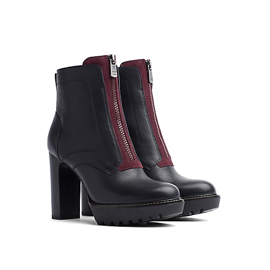 c1a40b9ccdf Zip Front Ankle Boot | Tommy Hilfiger